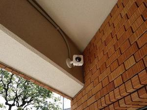 千葉県 ビル 防犯カメラ設置