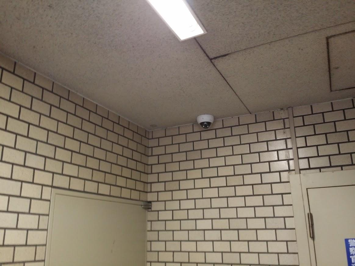 東京都 オフィスビル カメラ入替提案