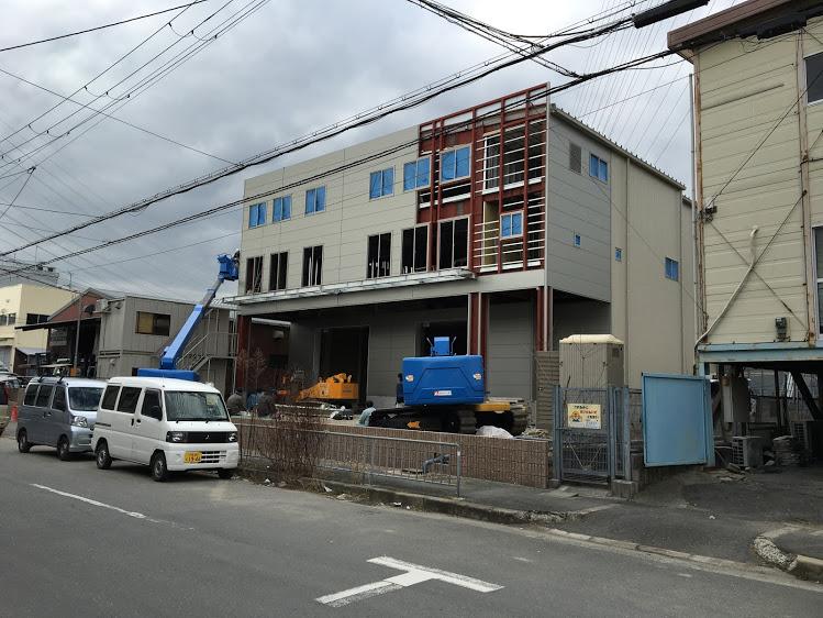 東京都 新倉庫に高画質カメラを