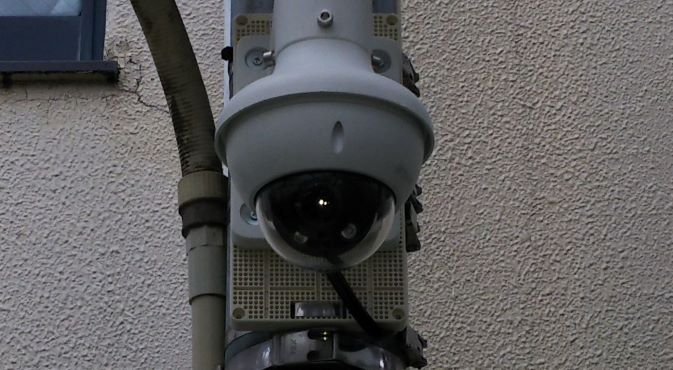 ゴミ対策と高画質カメラの導入
