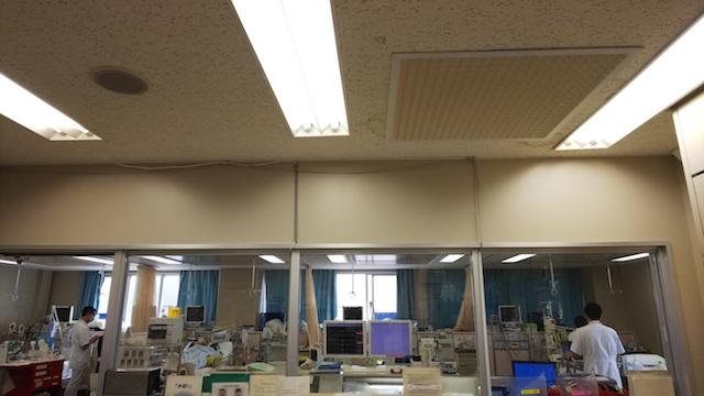 関東 大学病院 防犯カメラ設置