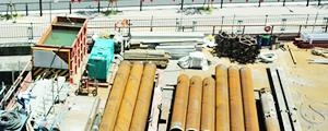 07資材置き場の導入事例