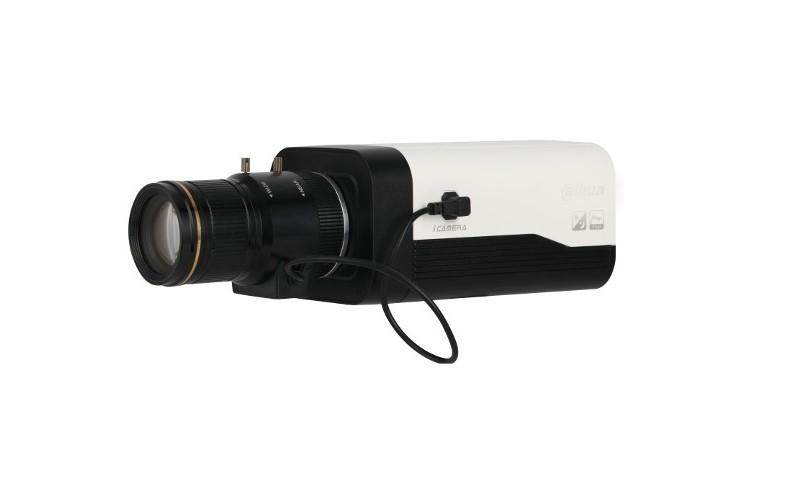 顔認証機能搭載ボックス型AIネットワークカメラ