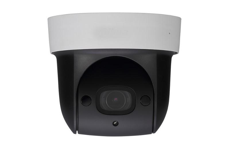 マイク内蔵 4倍光学ズームPTZネットワークカメラ