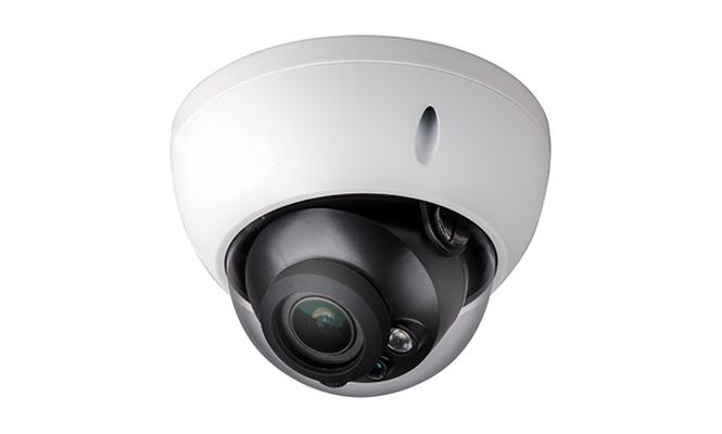 電動ズーム搭載 防水ドーム型カメラ(HD-CVI)