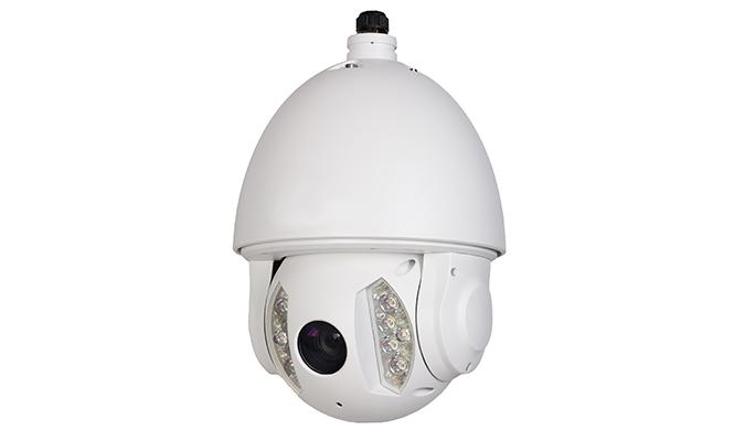 30倍光学ズーム対応 赤外線PTZカメラ(HD-CVI)