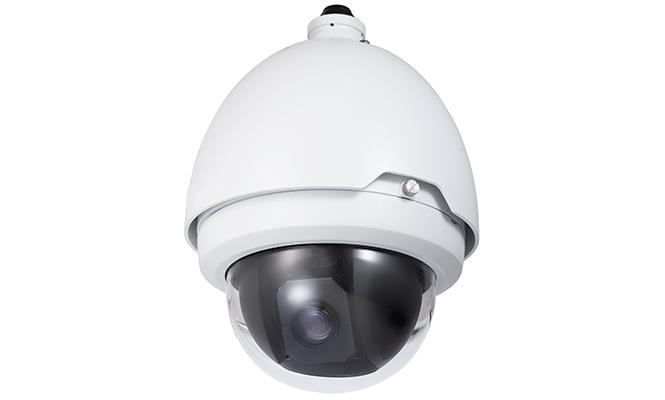 30倍光学ズーム対応 PTZカメラ(HD-CVI)