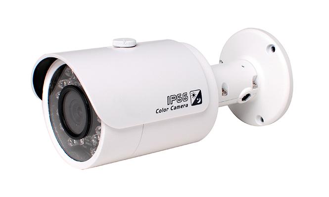 WI-FI対応 ミニバレット型カメラ