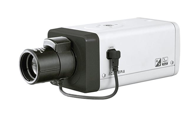 1200万画素 ボックス型カメラ