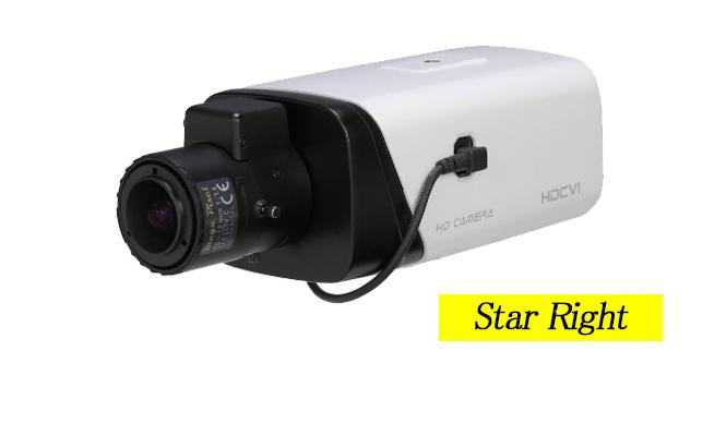 超高感度 ボックス型カメラ