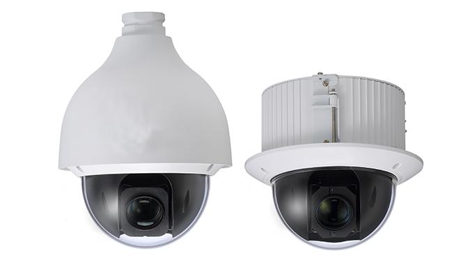 20倍光学ズーム対応 PTZカメラ(HD-CVI)