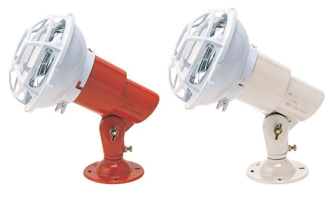 K型投光器