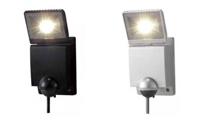 LED センサライト 1 灯型