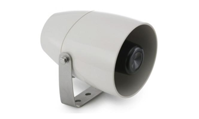 小型電子音警報機